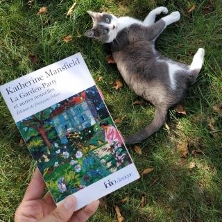 la garden-party,nouvelles,katherine mansfield,folio,flux de conscience,instants de vie,poésie,virginia woold,nouvelle-zélande,angleterre