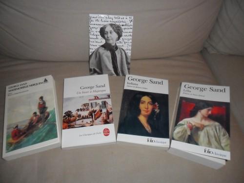 Visite, George Sans, Nohant