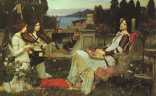 art,art nouveau,aesthetic movement,peinture,design,xix,oscar wilde,waterhouse,millais,whistler,burne-jones,rossetti